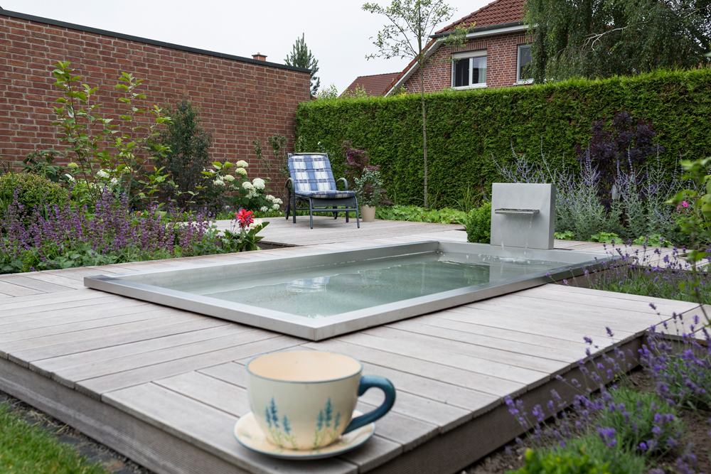 Gartenbau Andreas Quante Gartengestaltung Teichbau