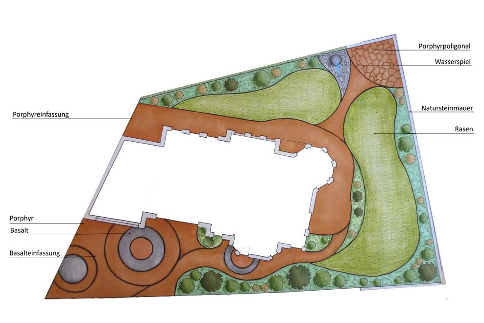 Gartenbau Andreas Quante Planung